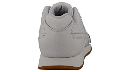 Reebok Herren Bd1403 Trail Runnins Sneakers Weiß (White/Steel/Gum)