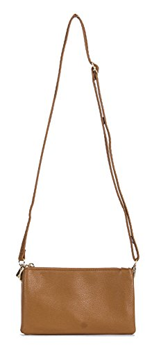 Big Handbag Shop, Borsetta da polso donna Style 2 - Sky Blue
