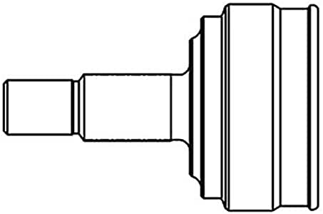 GSP 824004 Gelenksatz Antriebswelle