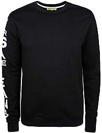 7a1dda288729 Versace Jeans Felpa C-Neck - B7GSB7F0 / Slim Sweatshirt - Size XXL (EU