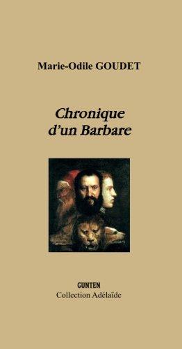 Chronique d'un Barbare