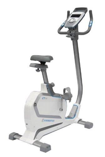 Energetics Heimtrainer CT 740tx (Farbe: 900 weiss/blau/titan)