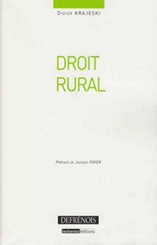 droit-rural