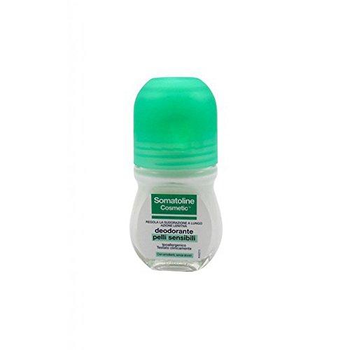 Manetti & Roberts Somatoline Cosmetic Deodorante Roll-on Pelle