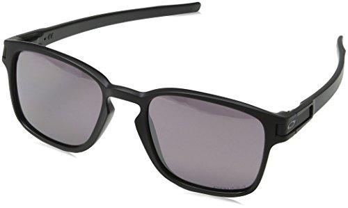 Oakley Sonnenbrille LATCH SQUARED - Schwarz (Kappu) , Einheitsgröße