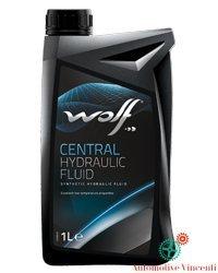 Wolf Hydraulic Oil 1Litre Central Hydraulic Fluid 1L