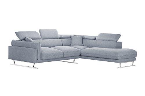 Divano In Lino Opinioni : L officiel interiors divano di angolo diritto fissa gigi big