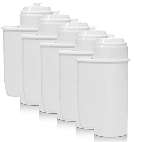 5x Brita Intenza Wasserfilter TZ7003 / Bosch, Siemens, Gaggenau, Neff