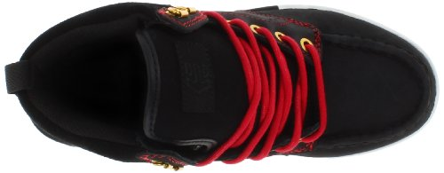 Etnies JP WALKER WAYSAYER 4102000117 Herren Sportschuhe - Skateboarding Schwarz (BLACK/RED/WHITE 599)