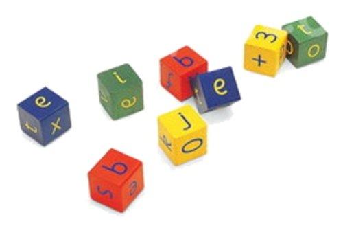 Pintoy Wooden Alphabet & Number Blocks