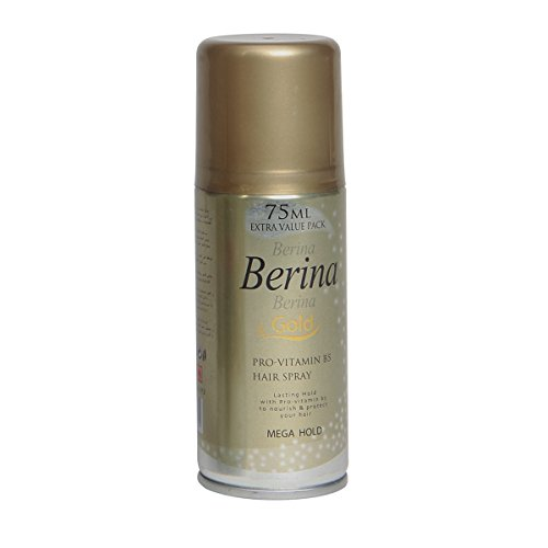 Berina Hair Spray Mega Hold 75ml