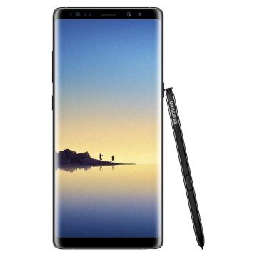 Samsung N950 Galaxy Note 8 Smartphone, Marchio Tim, 64 GB, Nero [Italia]