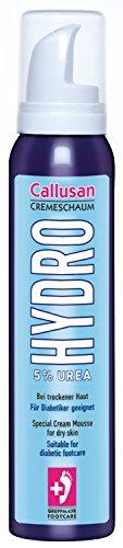 Callusan Cremeschaum Hydro 125ml, 1er Pack (1 x 125 ml)
