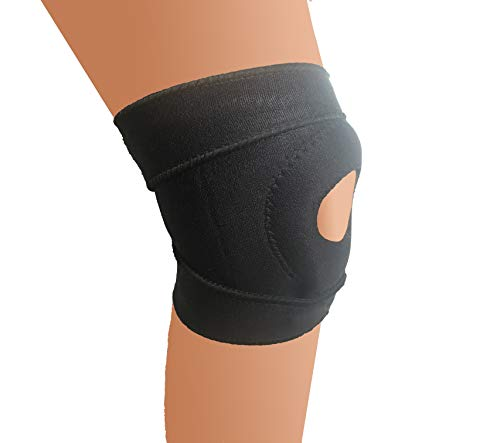 Anti-Bacterial-Adjustable-Knee-Support-Brace-Open-Patella-Neoprene-Stabiliser-Arthritic-Pain-Relief-Recovery-and-Protection-from-ACL-MCL-Ligament-Injury-Tendon-and-Meniscus-Tear