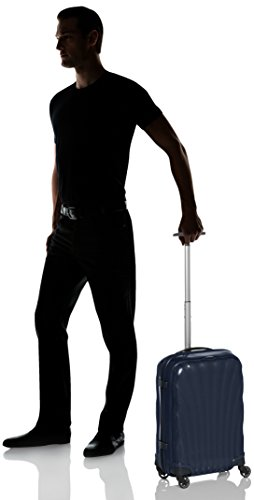 Samsonite Hand Luggage, 55 cm, 36 Liters, Midnight Blue