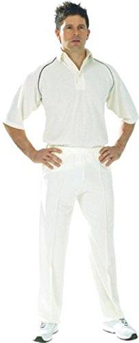 Giocatori di cricket sport allenamento e pratica, maniche in jersey