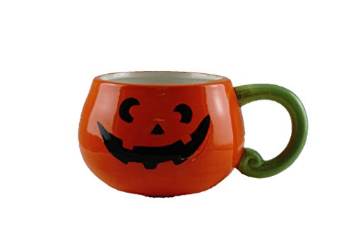 Jack-O-Lantern Keramik-Kaffeebecher Halloween
