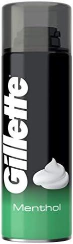 Gillette Menthol Men's Shaving Foam 2
