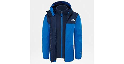 THE NORTH FACE B Elden Rain Tricl J Turkish Sea L (Kids) North Face Kids Outerwear
