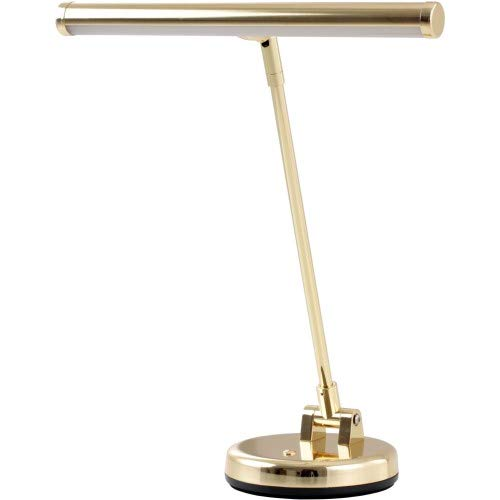 Gewa PL15 Lampe pour Piano Or