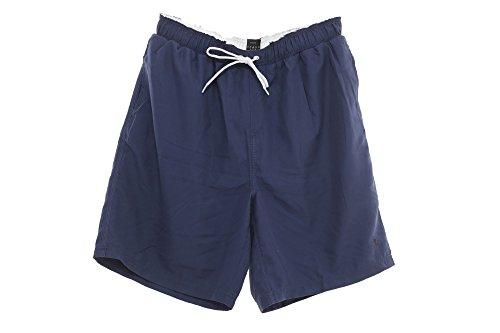 Kitaro Badeshort Short Herren Badehose, Farbe:dunkelblau;Herrengrößen:XXL