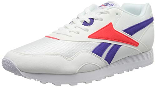 Reebok Rapide Mu, Zapatillas de Gimnasia para Hombre, Multicolor (White/Team...