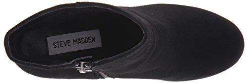 Steve Madden liily Boot Black Suede