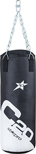 StarPro Boxsack C20 Punching Bag inklusive Kette und Drehwirbel Abbildung 2