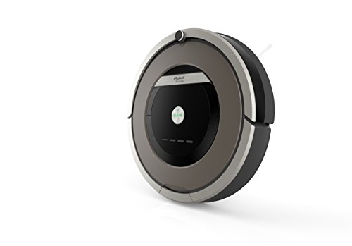 31yaYzIwi6L - iRobot Roomba 871 Vacuum Cleaning Robot, Black