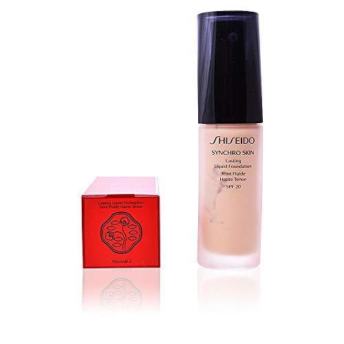 Shiseido Base De Maquillaje Líquido Synchro Skin