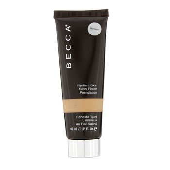 Becca - Radiant Skin Satin Finish Foundation - # Bamboo 40Ml/1.35Oz - Maquillage