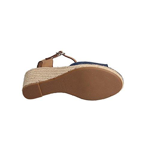Sandales Pepe Jeans Bleu PLS90307 581DK Bleu