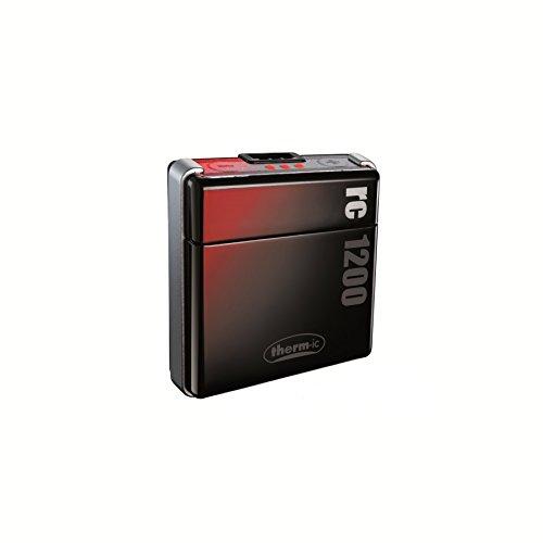 Therm-ic SmartPack RC 1200 - Batteries pour semelles chauffantes Therm-ic avec télécommande de réglage à distance