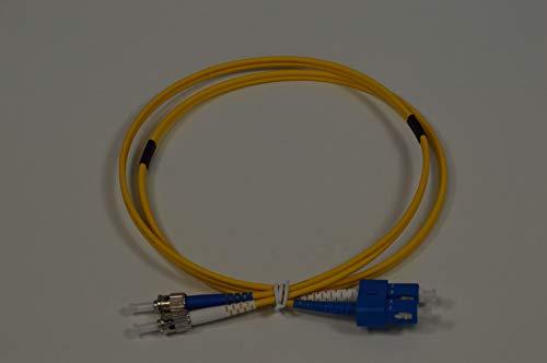 eks FOS Duplex Patchkabel SM-9 SC/ST Länge: 5m -