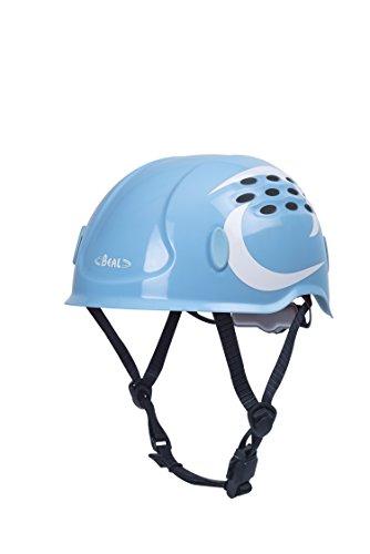 Beal ikaros casco di arrampicata/alpinismo unisex adulto, blu