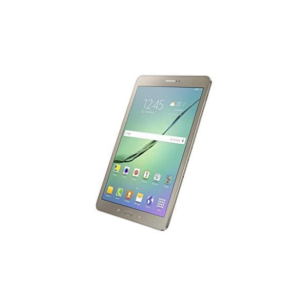 Samsung 9.7-Inch Galaxy Tab S2 AMOLED Tablet-PC – (Gold) (ARM Holdings MSM 8976, 3 GB RAM, 32 GB eMMC, Android 6.0) 31yanyfsVnL