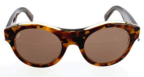 Tod's tod's sonnenbrille to0196 occhiali da sole, multicolore (mehrfarbig), 50.0 donna