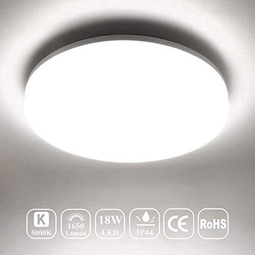 8x 18w g24q-2 4 Pin de baja energía CFL Bld doble vuelta luz Bulbo blanco frío Lámpara