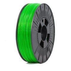 Technologyoutlet Filamento PET G para impresora 3D 1kg carrete 1.75mm Green Transparent