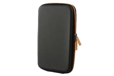 Moleskine Travelling Collection / Hülle / eReader-Cover / Kindle2, Kindle3, Nook Colour, Samsung Galaxy P1000, Blackberry Playbook / Schwarz