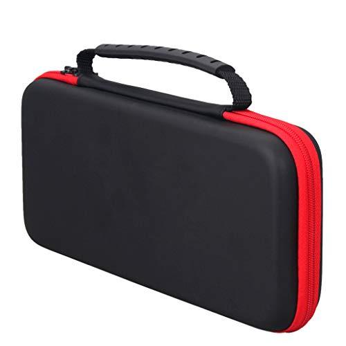 Webla Zubehör für Spielmaschine, Aufbewahrungstasche, Schutz Paket, Schutzhülle, für Reisetasche, tragbar, Reisetasche
