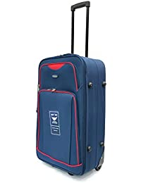 """26"""" Medium Super Lightweight Expandable Suitcase Luggage Case Trolley Bag Travel with 2 Wheels, Weighs only 2.90KG!"""