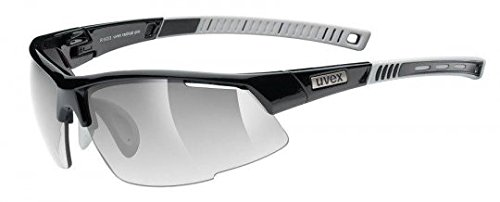 Uvex Sportsonnenbrille Radical Pro Black, One Size