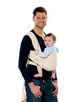 AMAZONAS Babytragetuch Carry Sling Sahara 510 cm 0 - 3 Jahre bis 15 kg