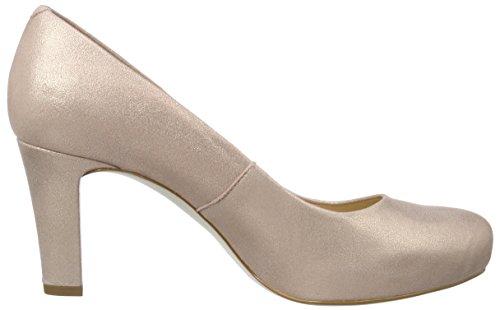 Unisa Numis_17_mts, Scarpe con Tacco Donna Rosa (Ballet)