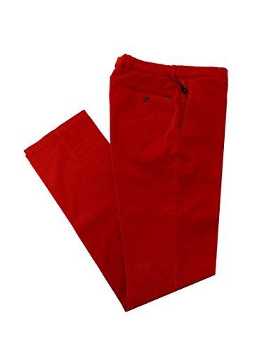 Ralph Lauren - Herren Cord Hose - Preppy Pant 34 - Orange - 30/34 -