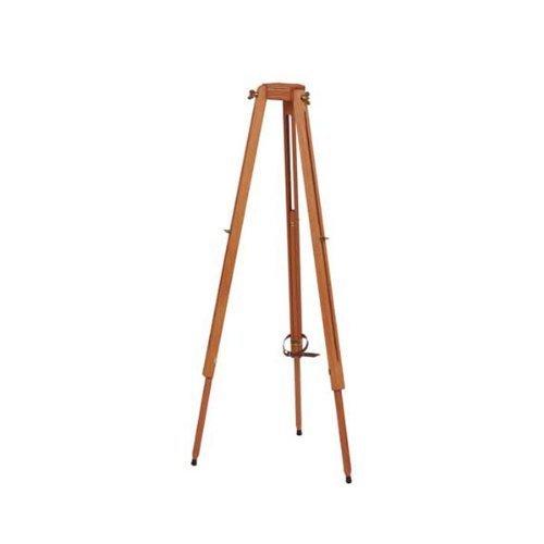 Mabef Mbma-30 Wood Tripod For Pochade Box by Mabef -