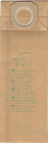IM9 CONFEZIONE 10 PZ SACCHETTI DI RICAMBIO PER ASPIRAPOLVERE IMETEC, PIUMA EXCELLENT 1500 W 8554 EXCELLENT PARQUET B 6501 ECO E 4 8076