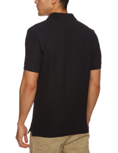 Fruit of the Loom Herren Shirt/ T-Shirt 13226B Schwarz (36 schwarz)