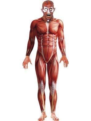 Anatomie Kostüm - Kostüm monströsen menschlichen